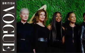 【British Vogue】跟着米米Naomi Campbell过24小时日程