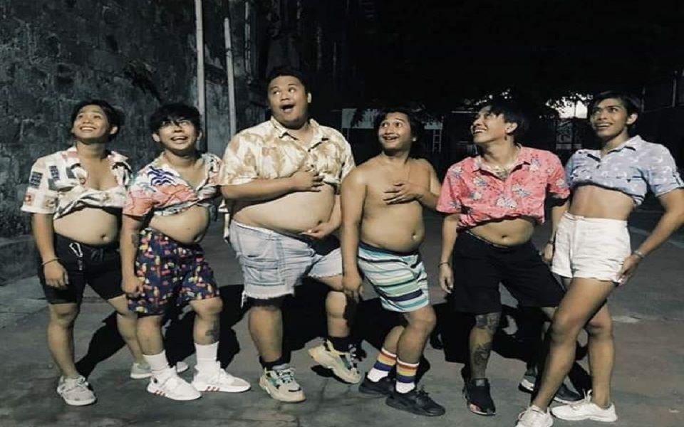 【猛男穿衣版】新 宝 岛(原班人马)