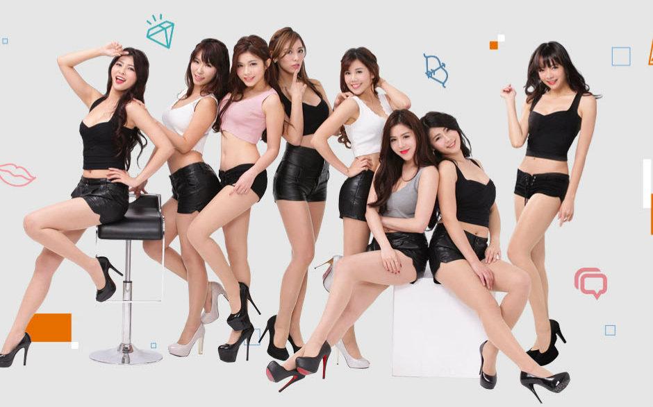 AG亚游幸运1+1台湾网红正妹与您面对面AG826
