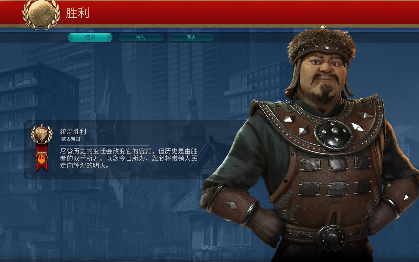 [杰哥解说]文明6风云蒙古157T征服