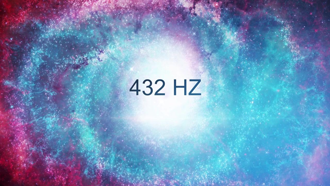【纯音乐】432hz音乐 冥想,放松,dna修复