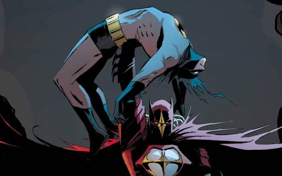 蝙蝠侠被打成瘫痪!阿卡姆疯人院全员越狱,DC超虐名篇《骑士陨落》