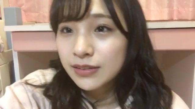 左伴 彩佳(AKB48 チーム8) (2017年12月10日20時35分10秒) SHOWROOM