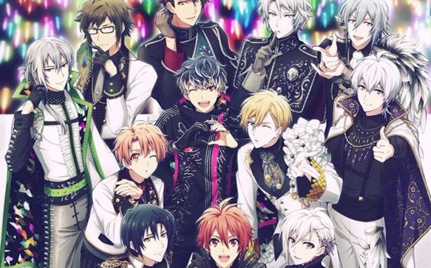 u3010idolish7 u3011idolish7 u0026re vale u300ehappy days creation  u300f uff08game ver