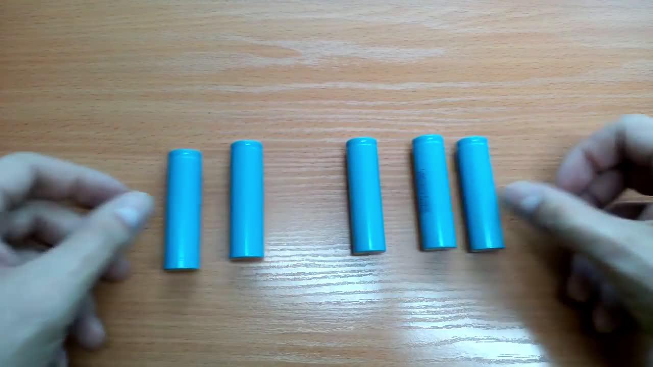 5槽18650锂电池充电器