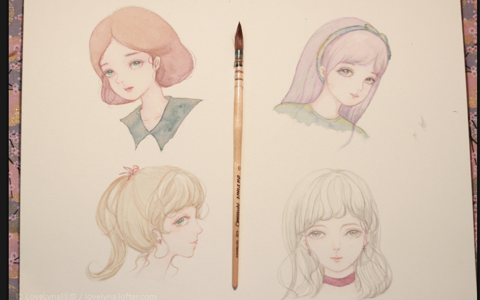 插画手绘简单小图案-简单可爱的手绘图片,日记手绘超简单小插画,日记