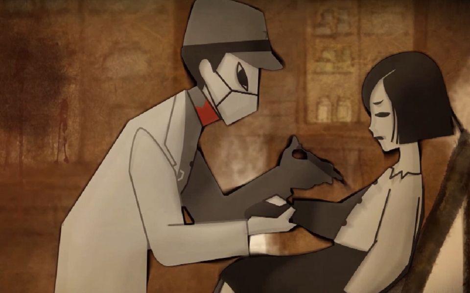 这部动画真实的反应了慰安妇的悲惨,人性最丑陋的样子莫过于此