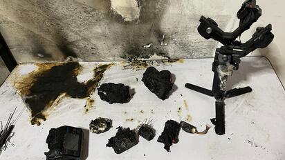 我房间着火了,两万多的摄影设备,30分钟全部烧没了 ,(航模电池充电)一定要有人守着