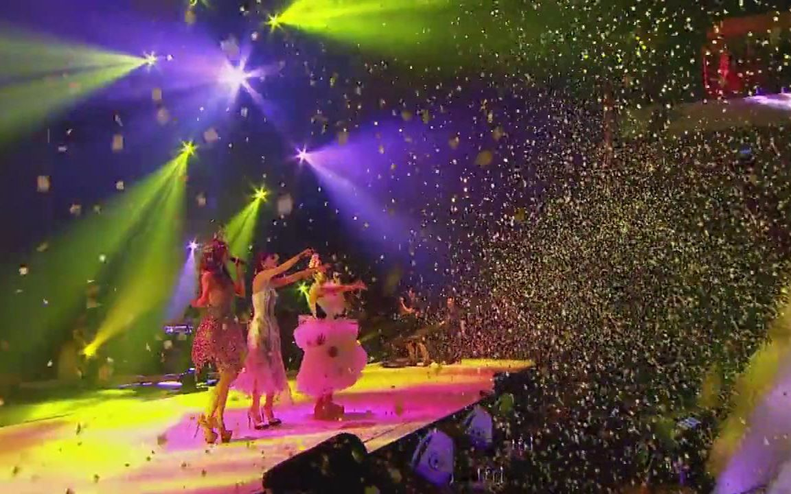 h.e】2013 2gether 4ever巡回演唱会live@台北小巨蛋(含幕后)