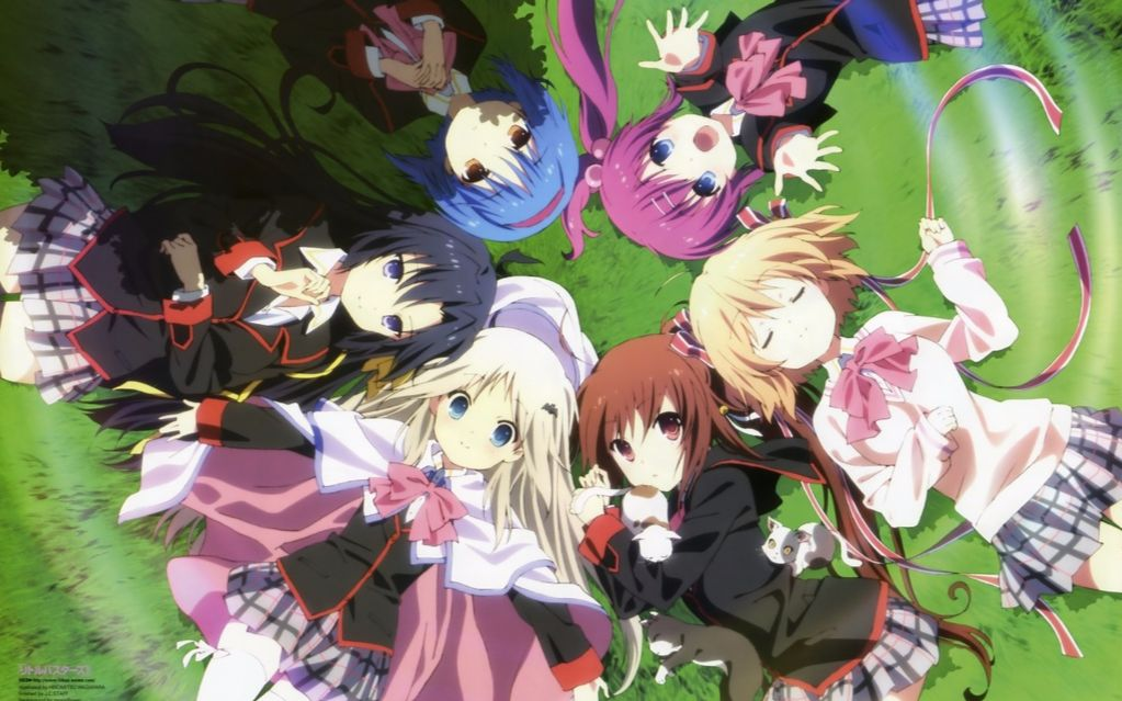 【720P/TVRip】Little Busters!(2012)(台配國語)