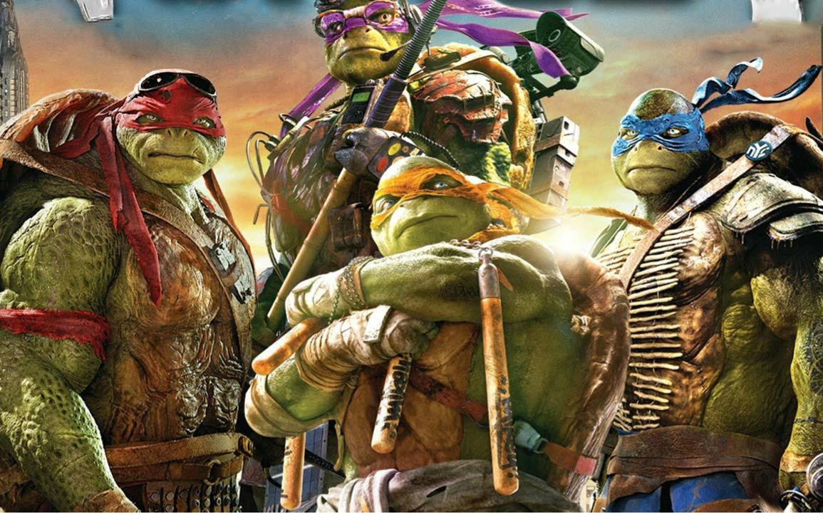 《忍者神龟2破影而出》:一个属于80后的回忆