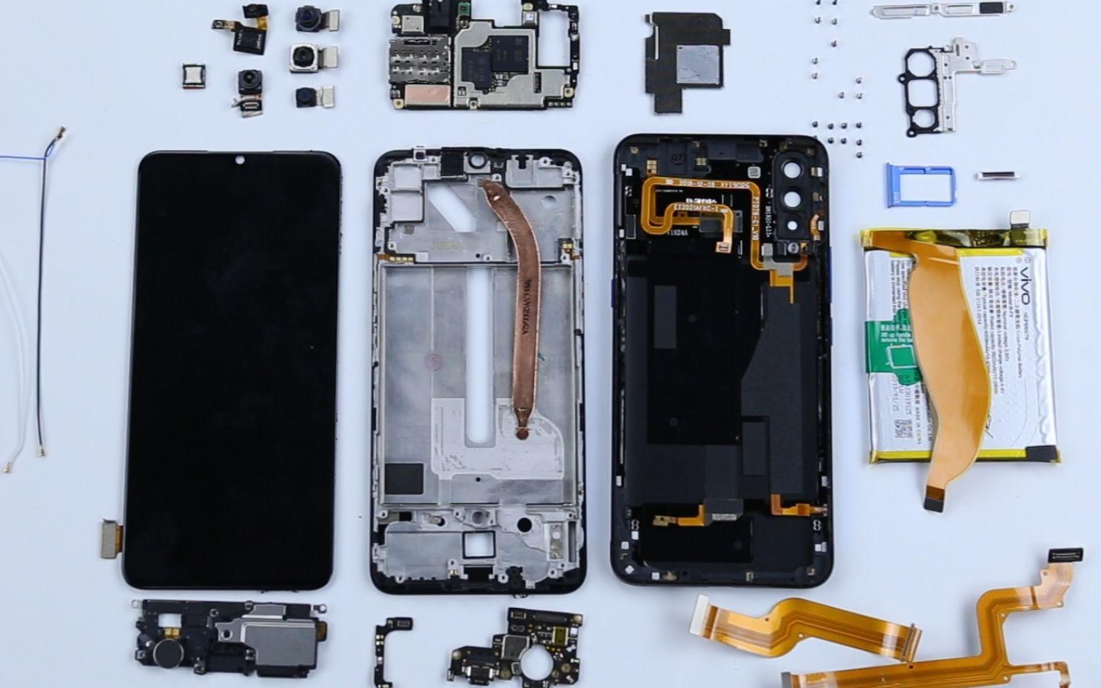 iQOO手机首发拆解视频:性价比最高的旗舰手机内部是这样的!