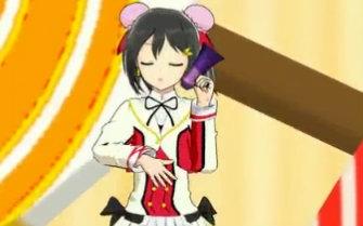 【MMD LoveLive!】妮可妮 生日的《我开始做魔法使了!》