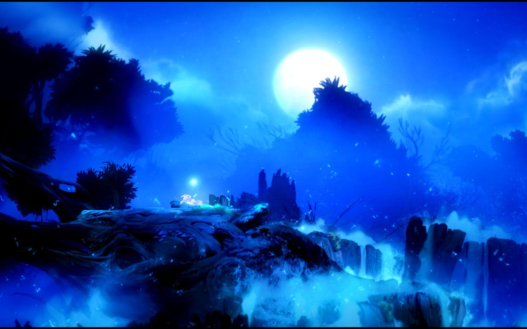 【林红窗】奥日与黑暗森林 - 刷收集成就中 02图片