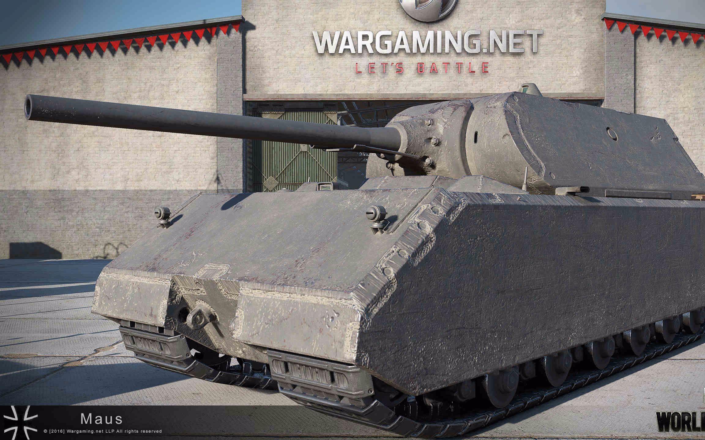 q6【水箱组/双语】德意志玄幻作【鼠式超重型坦克】保时捷博士出品
