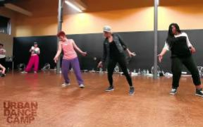 【URBAN DANCE CAMP】Put Di Ting Deh