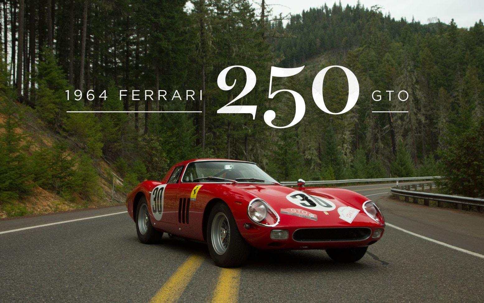 【Ferrari】法拉利 250 GTO / 1964 :Speaks Photoshot