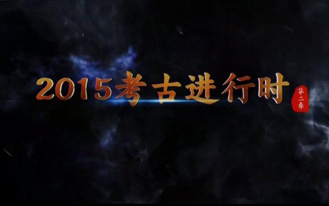 【央视纪录片】2015考古进行时 第二季【全9集/1080p】