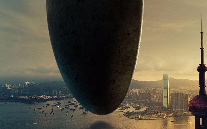 【1080p】科幻电影《降临》正式预告片