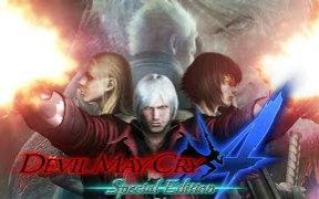 PS4/Xboxone『鬼泣4 特别版』Announce 预告