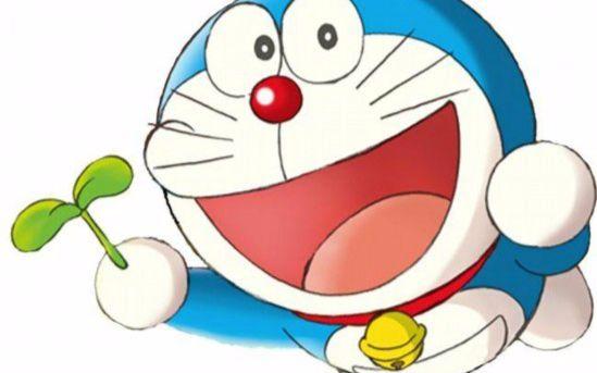儿童简笔画教程哆啦a梦画画叮当猫亲子绘画宝宝画画