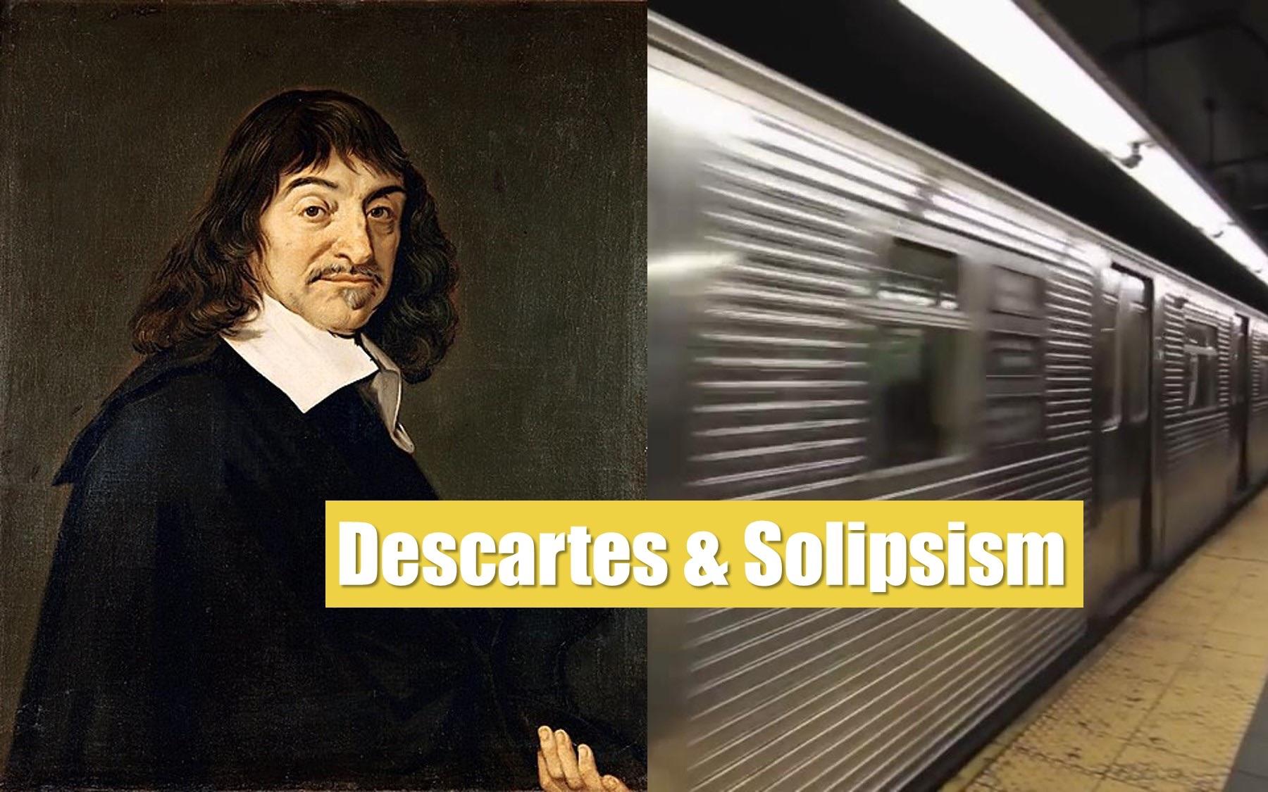 journal of things | 哲思事记 | 笛卡尔与唯我论:一切都是真实的吗?图片