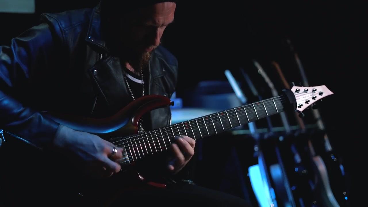 【电吉他】金属吉他大神Andy James 2018新专辑曲目 - Equinox