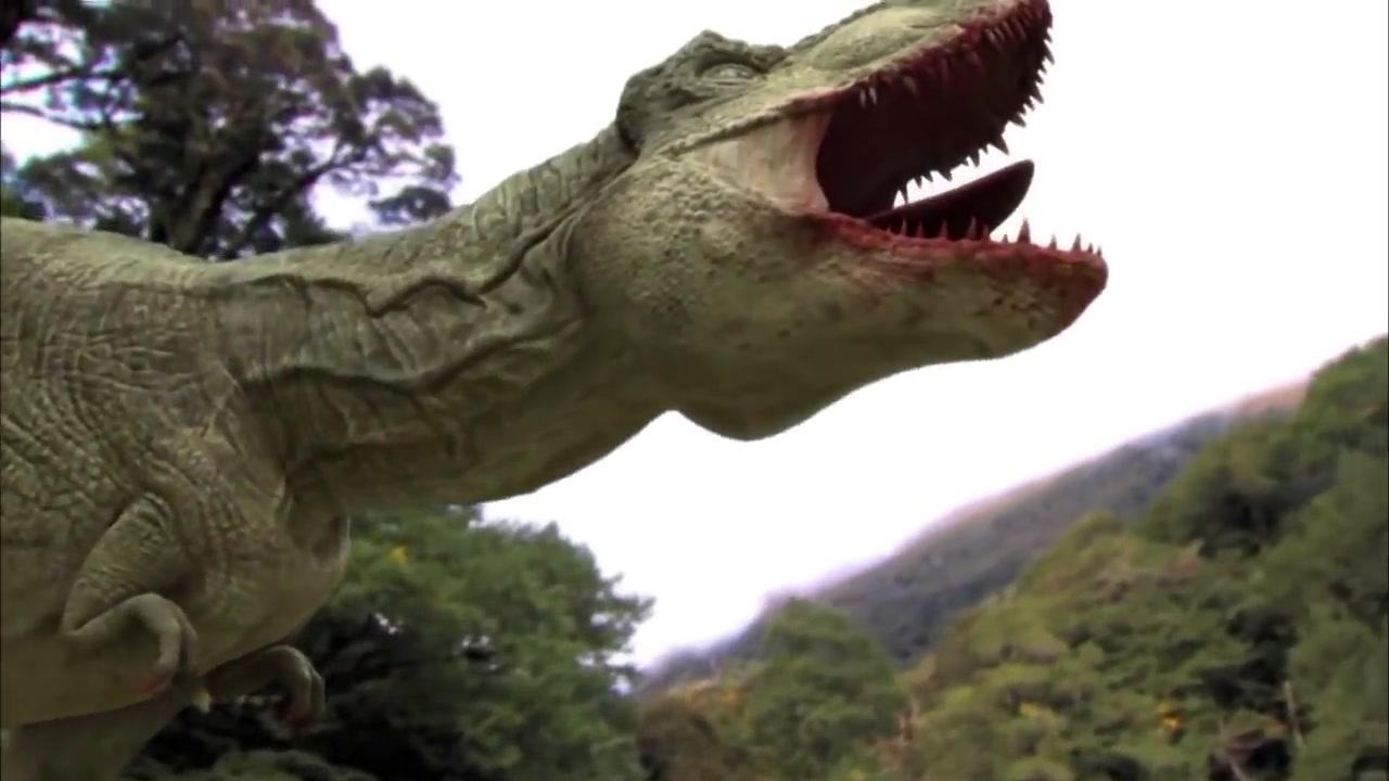 史上最强大的特暴龙第一集 tarbosaurus the mightiest ever