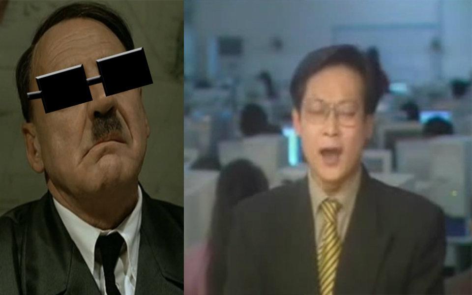 【鬼畜】元首&葛炮rpg - superstar zhaga 图片合集