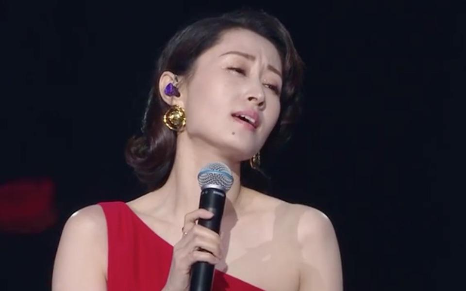 承包你姐刘敏涛!《味道》solo好好听!【55青春选择之夜】
