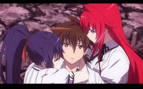 恶魔高校High School DxD Hero - AMV - ハイスクールDxD HERO