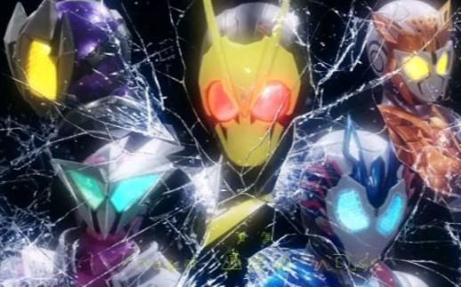 假面骑士01全形态必杀合集