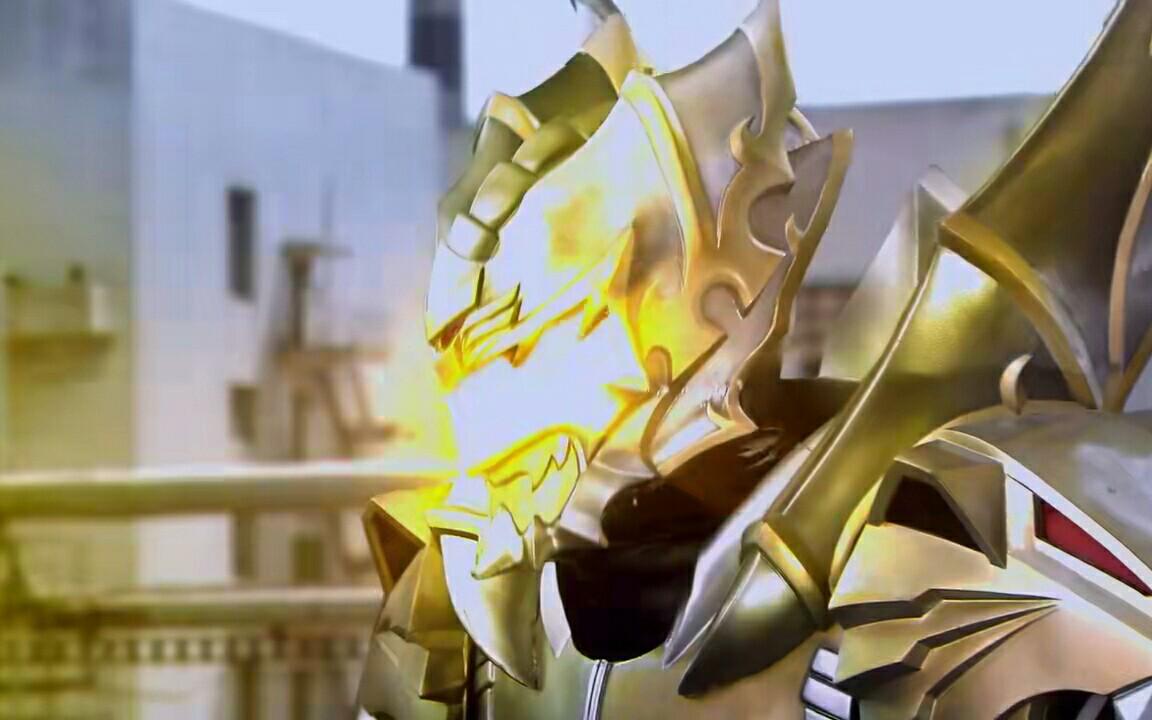 【1080p60】没错!这就是铠甲勇士的特效!