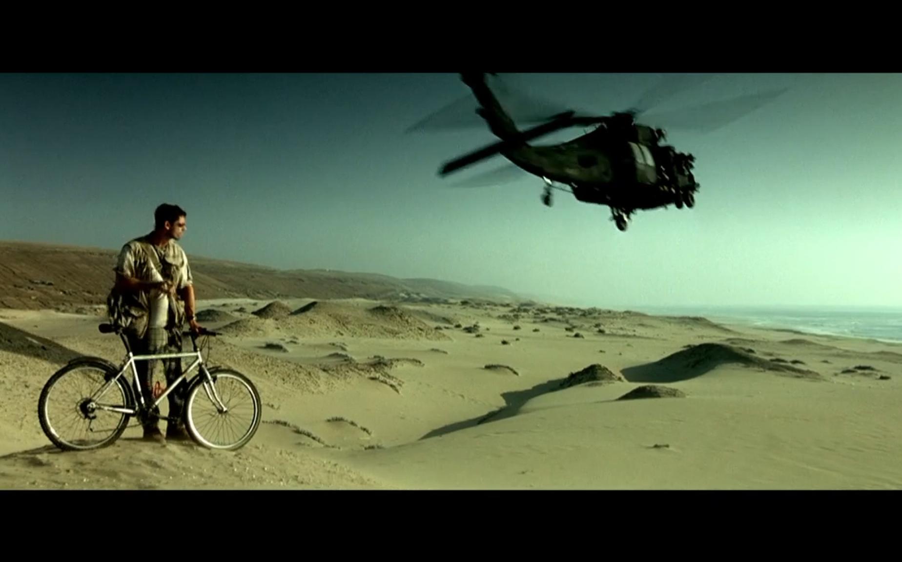 艾瑞克·巴纳-《黑鹰坠落》