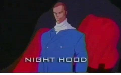 【480P/DVDRip】【动画】【深夜大盗 Night Hood】【26集全】【英语无字】