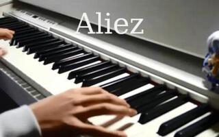 【R君】钢琴 Aliez核爆神曲 (Aldnoah.Zero)