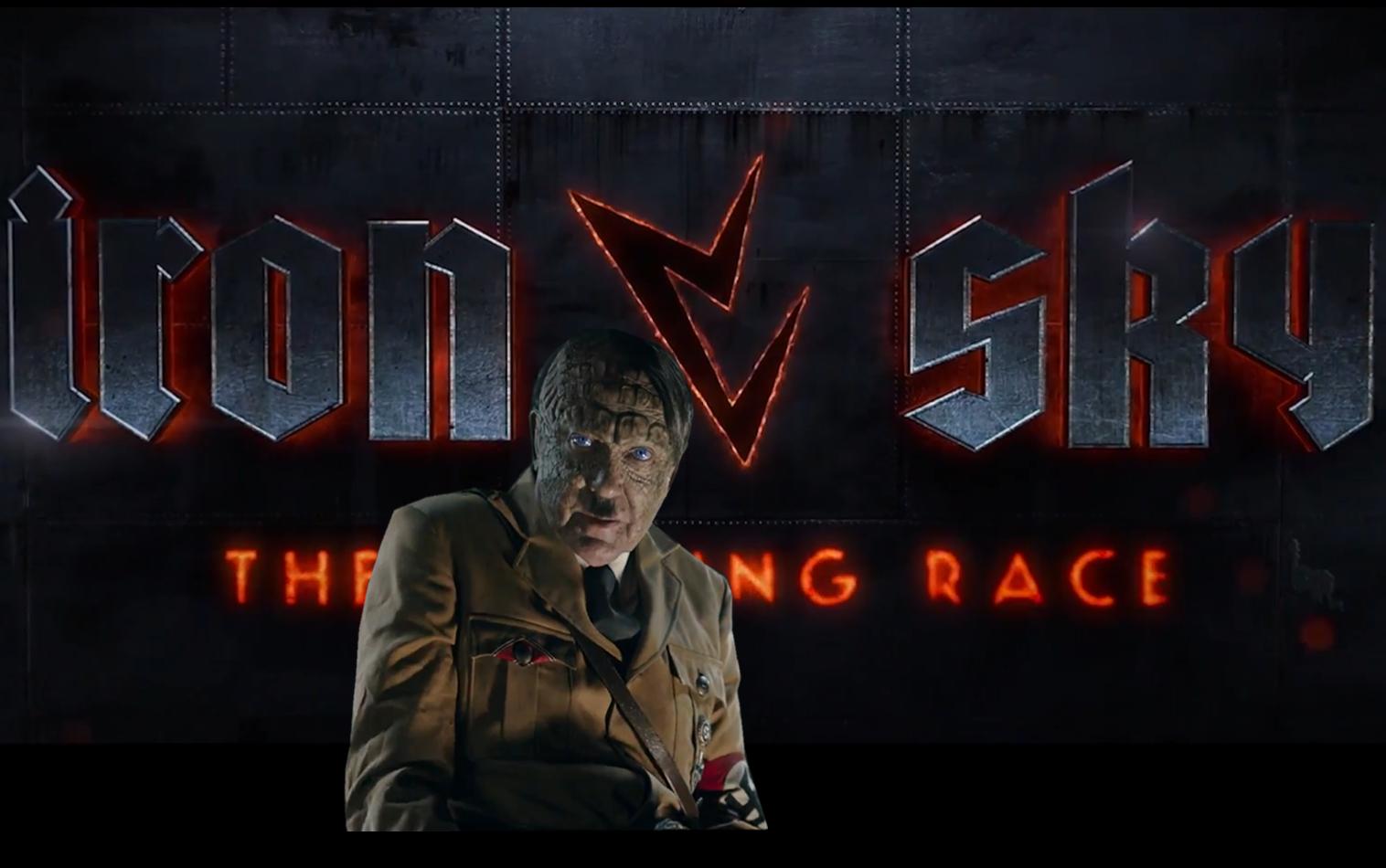 钢铁苍穹2即临种族 先行预告片 2018纳粹恐龙