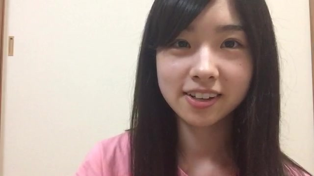 SHOWROOM AKB48 Team 4 - 岩立 沙穂 2017年08月30日21時24分07秒