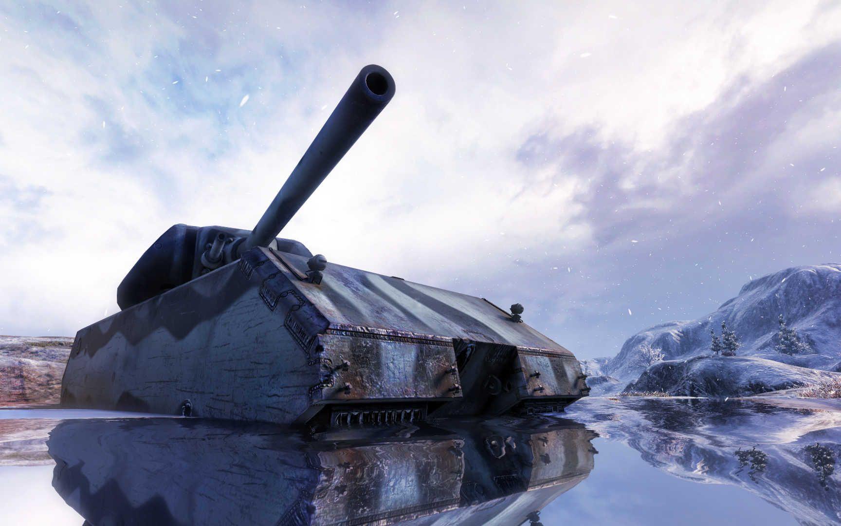 刘华风:鼠式坦克-测试(未剪辑版本)