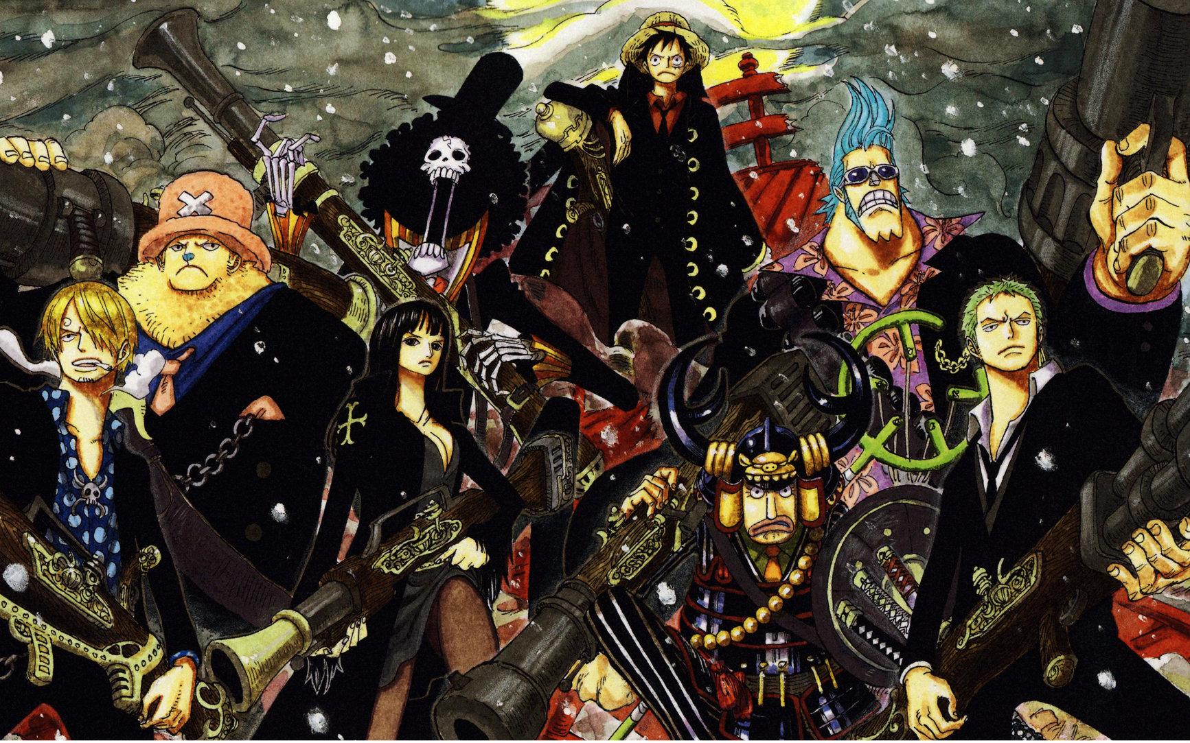 草帽海贼团成员第十人,海贼王航海,海贼王草帽大船团