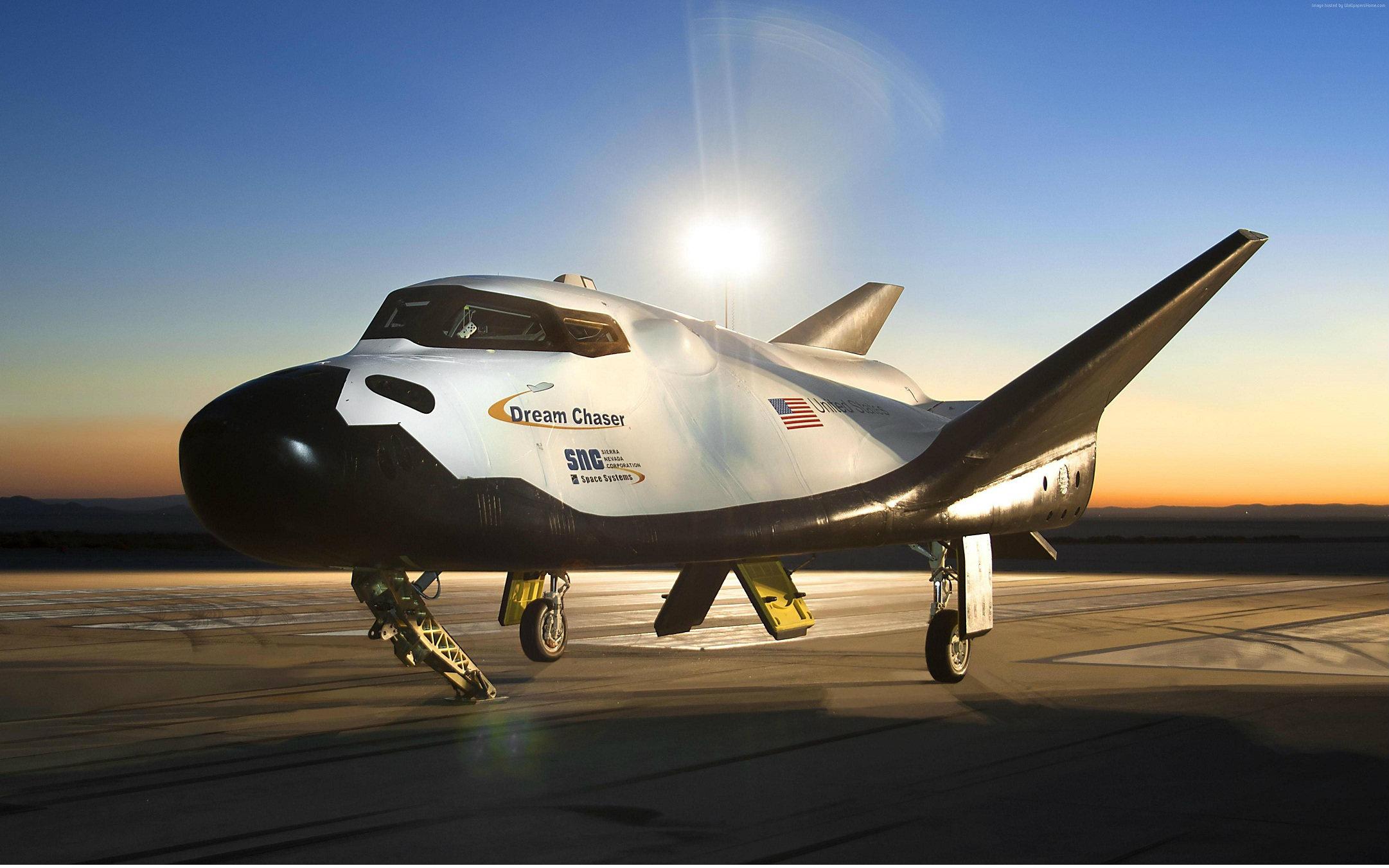 航天前沿|snc追梦者航天飞机货运系统