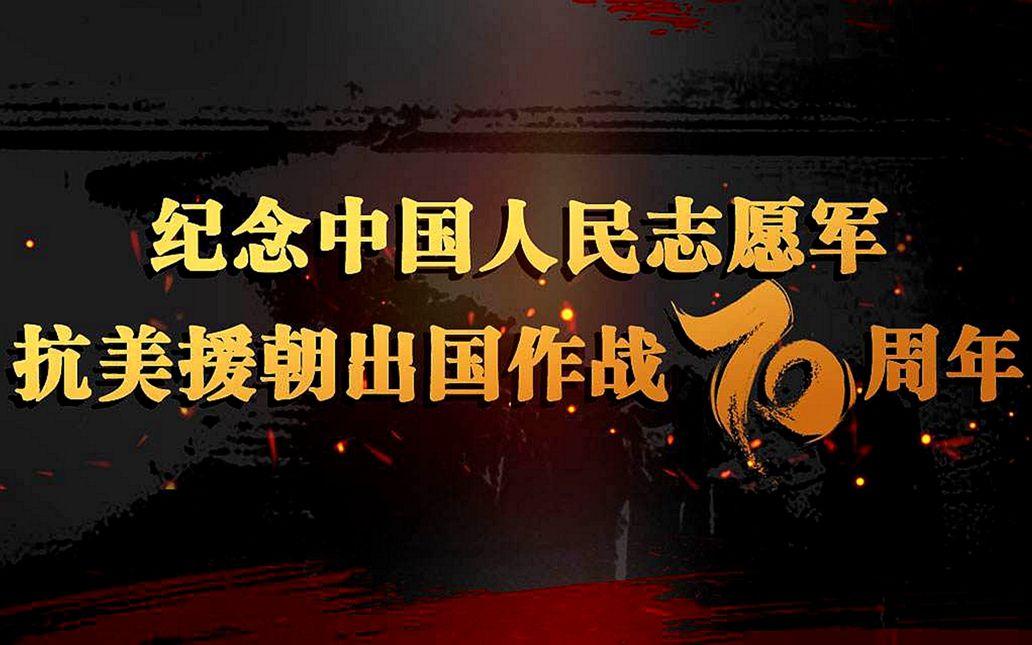 《英雄,回家乡!》纪念中国人民志愿军抗美援朝出国作战70周年!_英雄,回家!.mp4