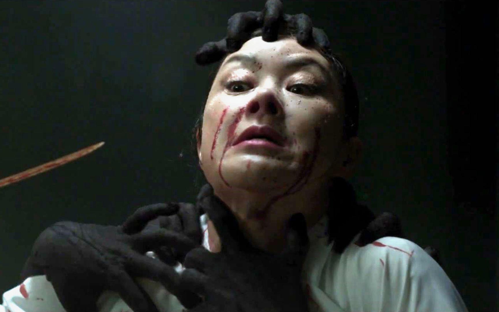 2021韩国口碑第一的恐怖片《鬼门》感官刺激,看过的人都说恐怖