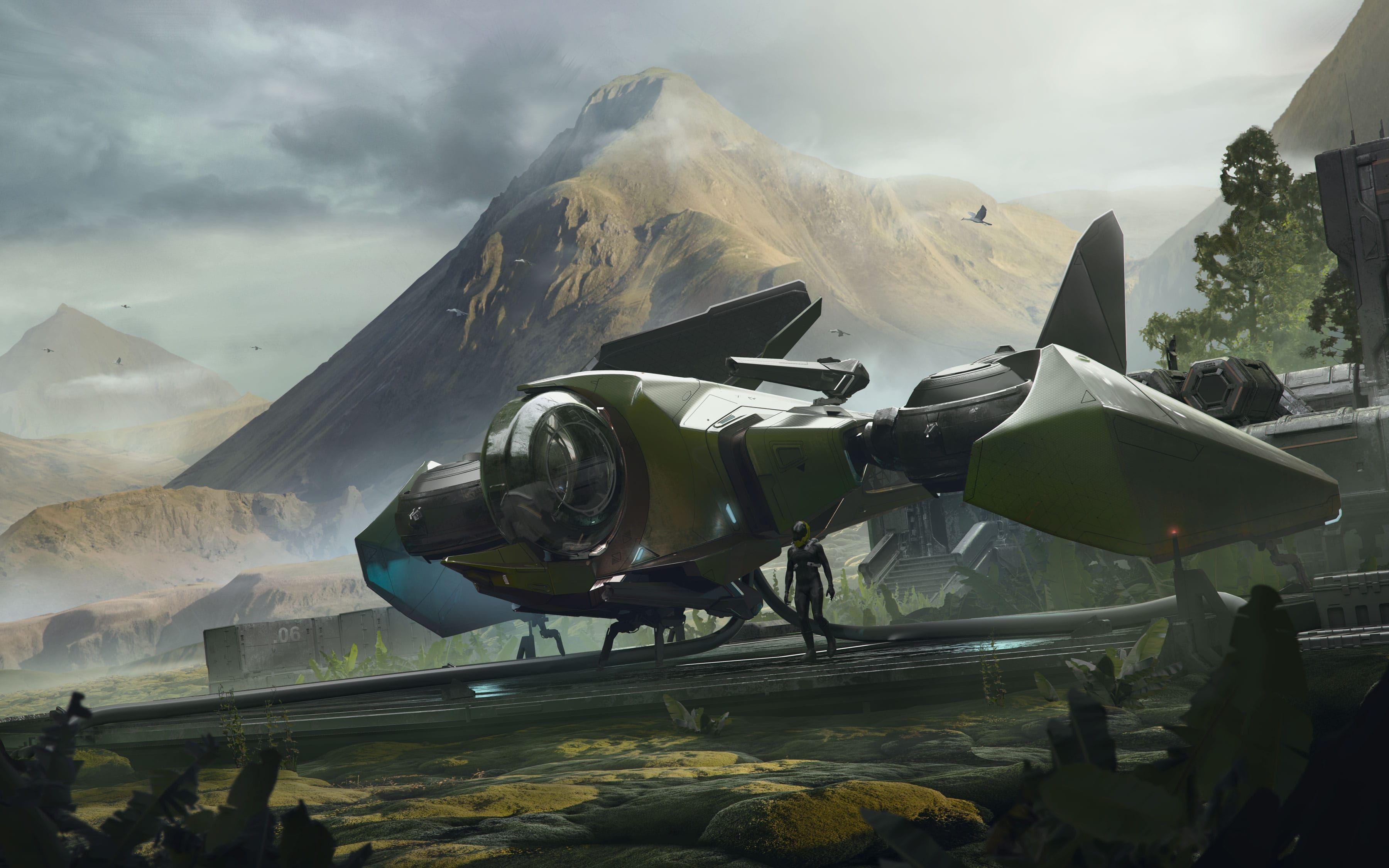 星际公民 外星船展