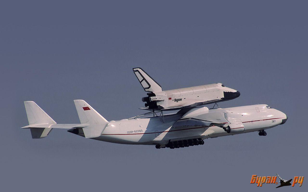 航天飞机与飞机的视频 图片合集