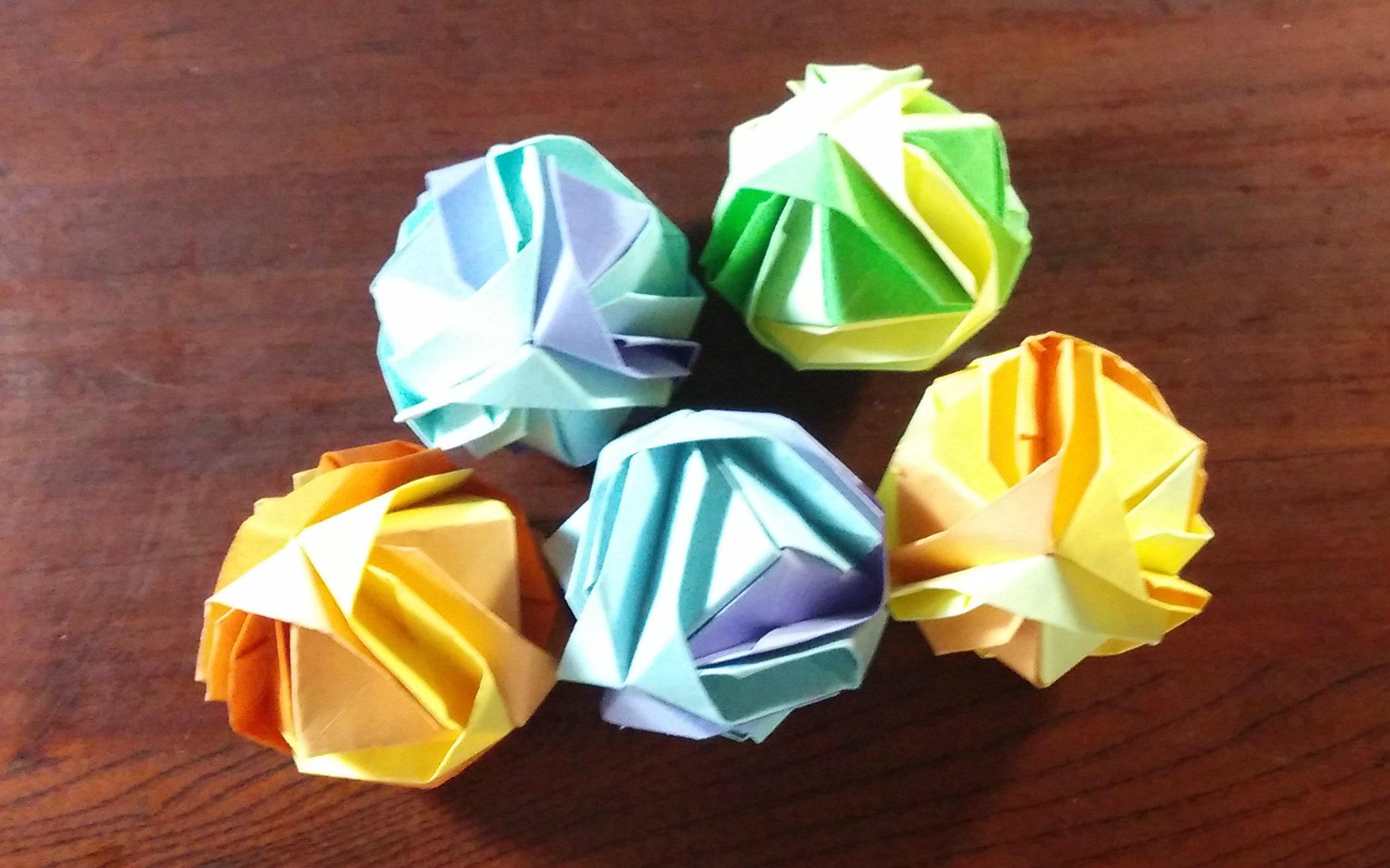 手工折纸桥步骤 图解