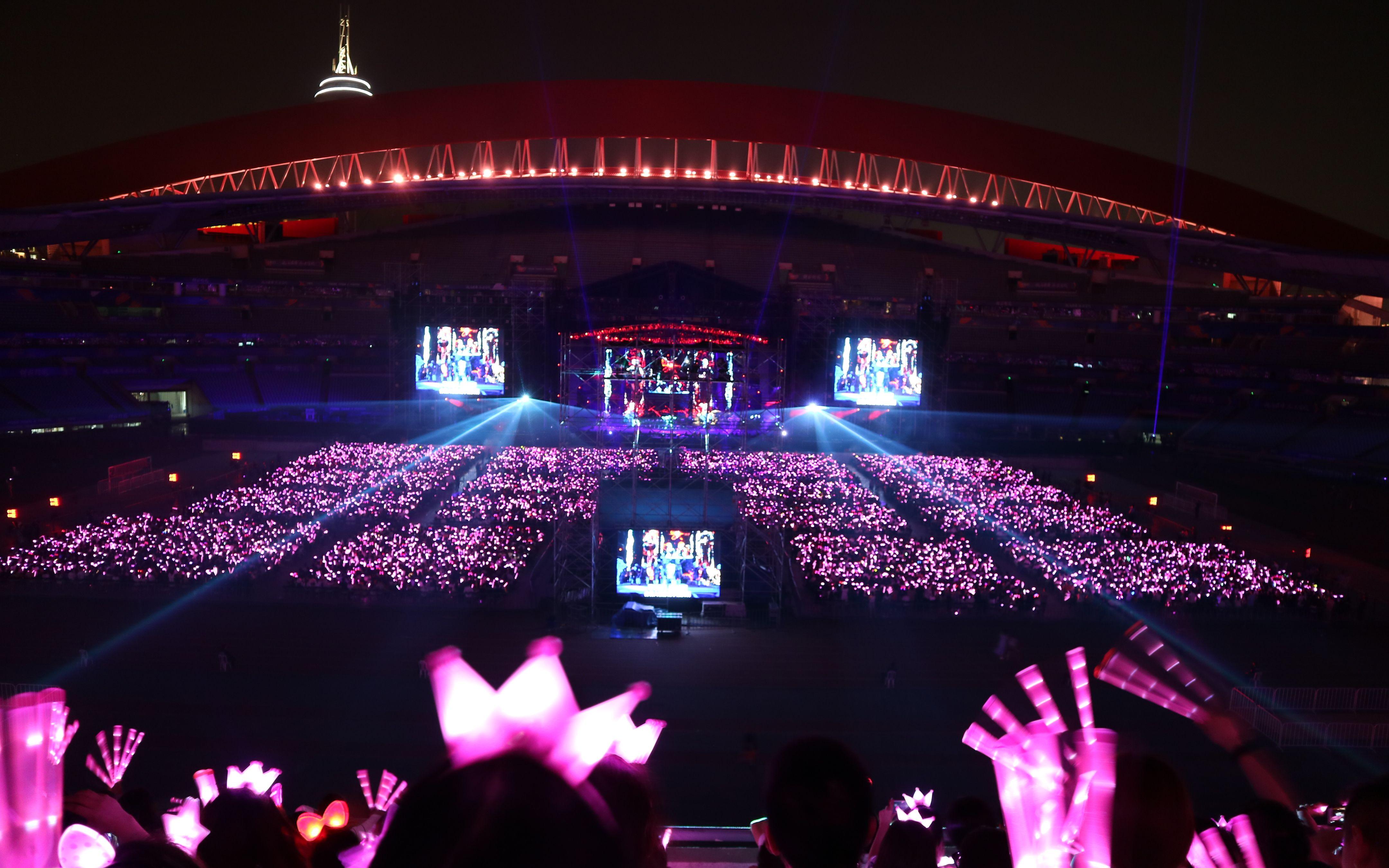 2015杭州站周杰伦演唱会座位图 每个区有几排