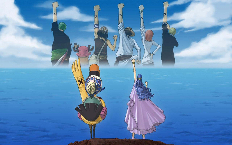 (op-amv)海贼王:变强!变强!图片