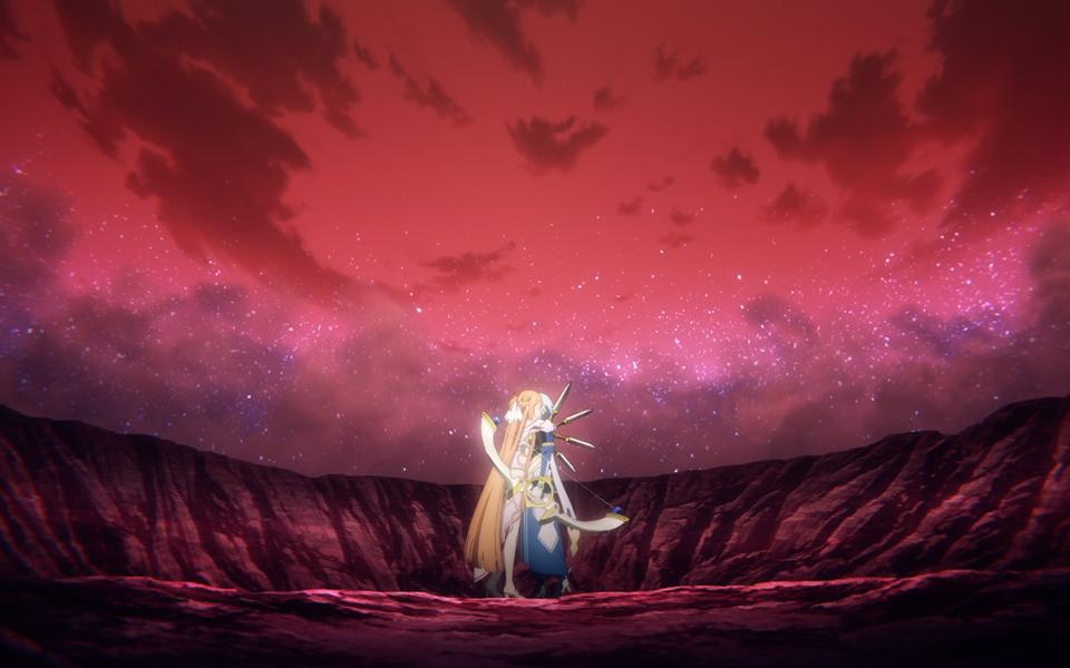 【7月】刀剑神域 爱丽丝篇 异界战争 -终章- 12.5