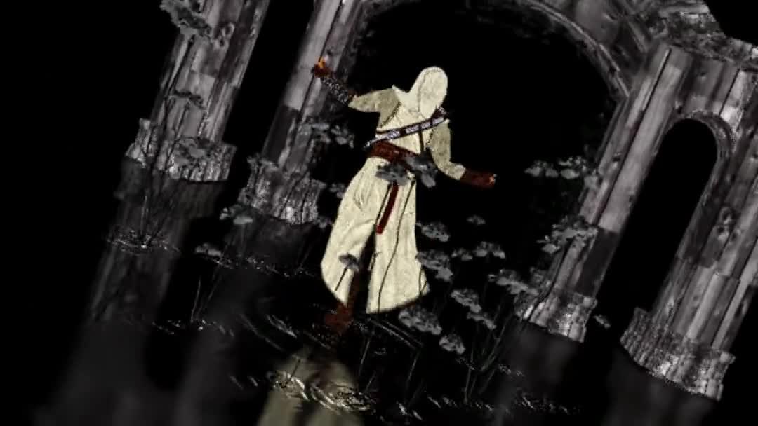 �雷_【刺客信条mmd】altair的极楽浄土